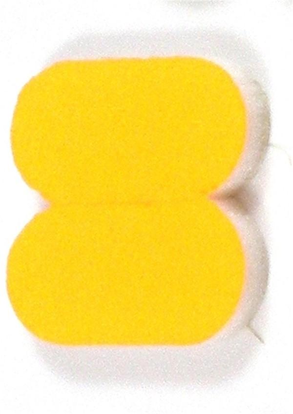 Erfly Foam Strike Indicator Fl Orange 00 Micro 6 Pcs