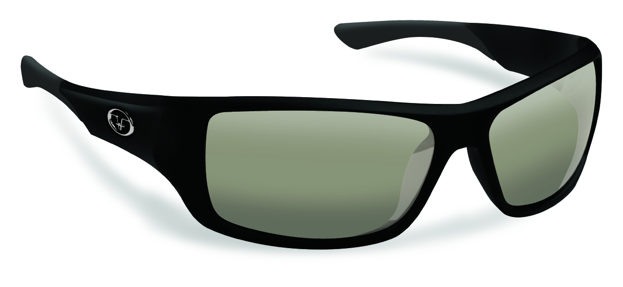 be7a75be374 Flying Fisherman 7391BS-TRITON MATTE BLACK SMOKE Master Angler Sunglasses